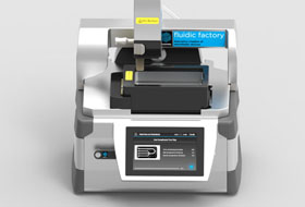 Dolomite launches 3D fluidics printer at Lab-on-a-Chip & Microfluidics 2016
