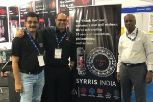 From the Bay of Bengal to the Arabian Sea, Syrris celebrates 10 years in India