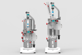 Effortless reactions with the Orb jacketed reactor system from Syrris