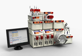 Ultimate Flow Chemistry System for Fully Automated Process Optimization