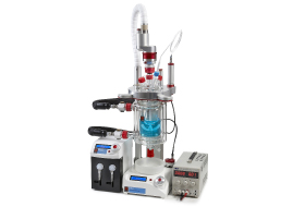 Flavor and fragrance production with the Syrris Atlas Calorimeter