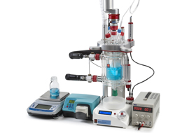 Syrris process chemistry systems support scale-up experiments in Brasil