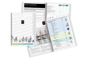 Syrris releases new batch chemistry reactors catalogue