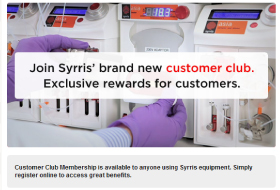 Syrris' customers receive an exciting invite