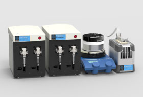 Dolomite Flow Chemistry Systems launched at 250th ACS Exposition