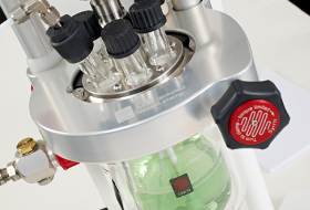 Syrris Launches New Jacketed Reactor System that Saves Time, Money and Space